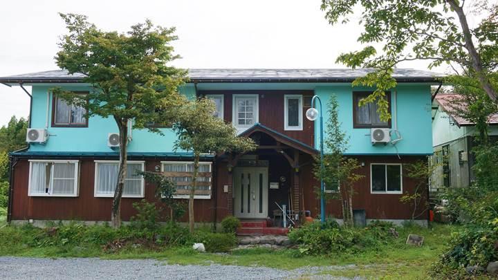 Daisen Backpackers in Tottori 大山バックパッカーズ 鳥取大山ペンション村のゲストハウス