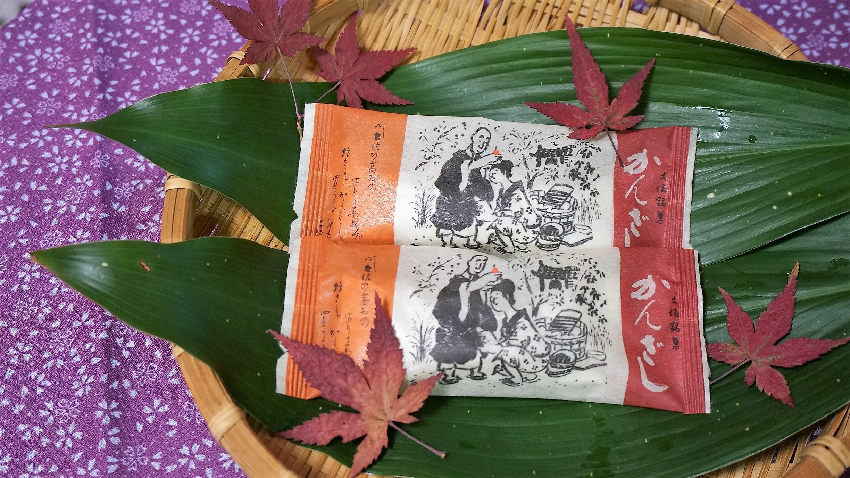 Kanzashi 土佐銘菓かんざし