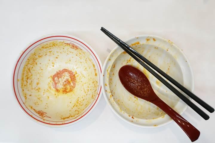 MOUKO TANMEN NAKAMOTO 蒙古タンメン中本 - 半蒙古丼半ラーメンセット