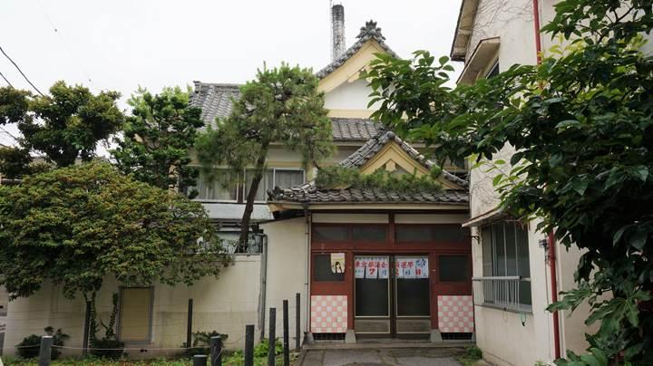 Retro Public Bath in Tokyo - 銭湯 松の湯