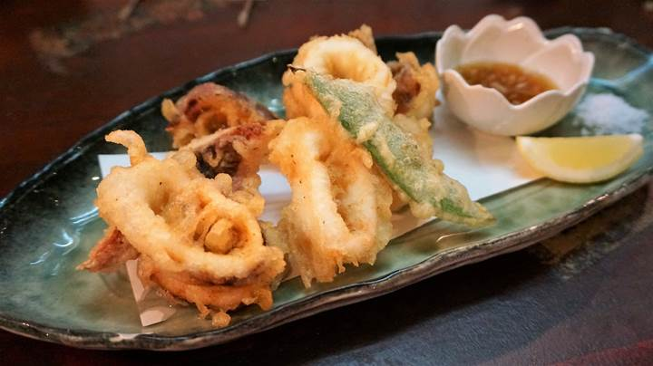 イカセンター Squid Bar Restaurant - 烏賊 Calamari