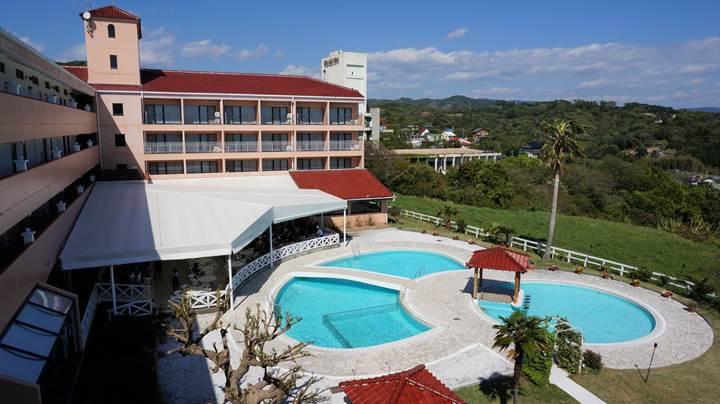 Resort Hotel UMIBENO-KAJUEN 海辺の果樹園 in Kochi 高知 Prefecture
