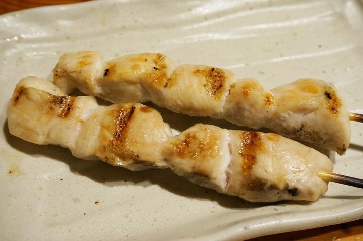 Torikizoku 鳥貴族 - Chicken Breast Fillet (Salt) ささみ(塩)