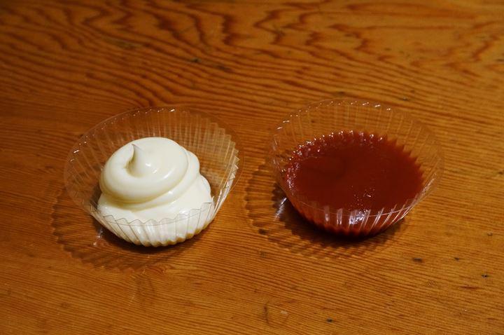 Torikizoku 鳥貴族 Mayonnaise Ketchup マヨネーズ ケチャップ