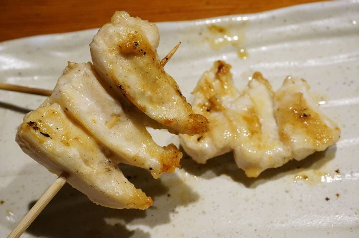 Torikizoku 鳥貴族 Chicken Cartilage and Breast やげんなんこつ